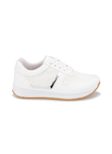 Polaris Spor Ayakkabı Beyaz
